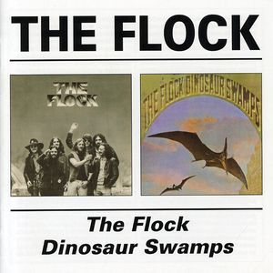 Flock /  Dinosaur Swamps [Import]