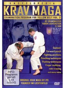 Vol. 2-Krav Maga Encyclopedia Examination Program [Import]