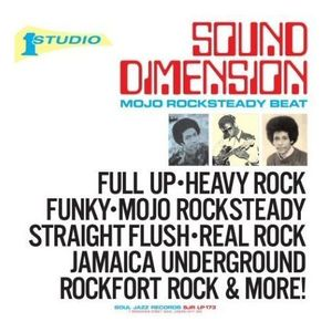Mojo Rocksteady Beat /  Various