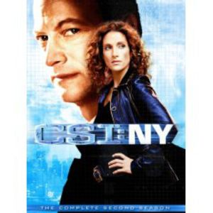 CSI: NY: The Complete Second Season