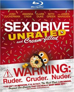 Sex Drive [2008] [Widescreen] [Rated/ Unrated Versions]