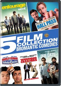 5 Film Collection: Bromantic Comedies