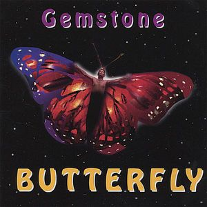 Gemstone Butterfly
