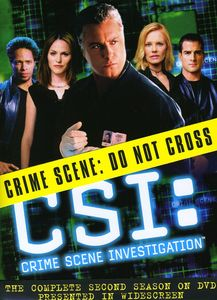 CSI: Complete Second Season