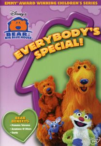 Bear in the Big Blue House: Everybody's Special