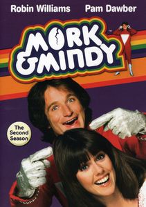 Mork & Mindy: The Complete Second Season