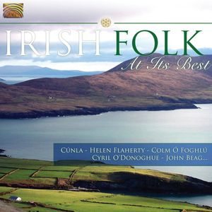 Irish Folk at It's Best /  Various