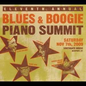 11th Annual Blues & Boogie Piano Summit /  Various