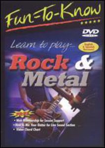 Fun-To_Know - Learn to Play Rock & Metal