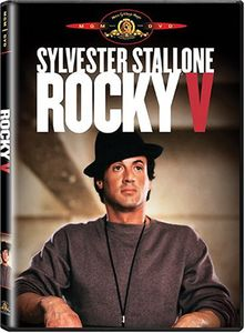 Rocky V [Full Frame] [Widescreen] [Hi-Def Transfer] [New Packaging]