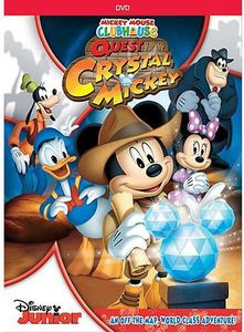 Mickey Mouse Clubhouse: Quest for Crystal Mickey