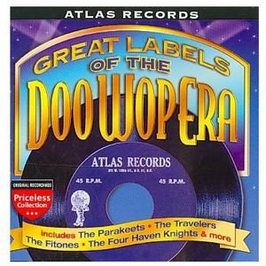 Great Labels of Doo Wop: Atlas /  Various