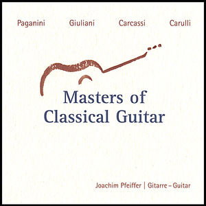 Masters of Classical Guitar