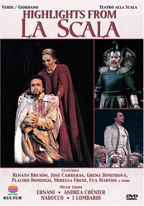 Highlights from la Scala /  Various