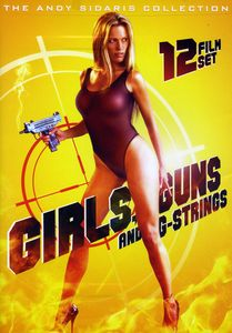 The Andy Sidaris Collection: Girls, Guns, And G-Strings: 12-Film Set
