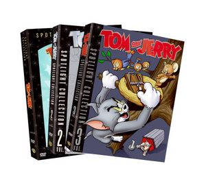 Tom and Jerry: Spotlight Collection: Volumes 1-3
