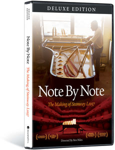 Note By Note: Making of Steinway L1037