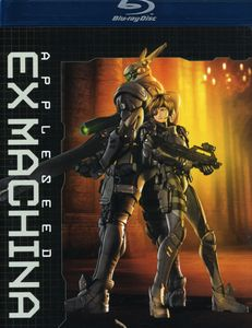 Appleseed Ex Machina [WS]