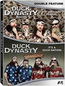 Duck Dynasty: Seasons 3 And 4