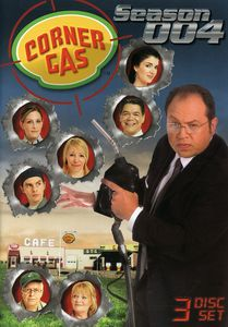 Corner Gas: Season 4 [Import]