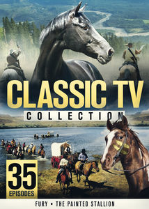 Classic TV Collection: Fury & the Painted Stallion