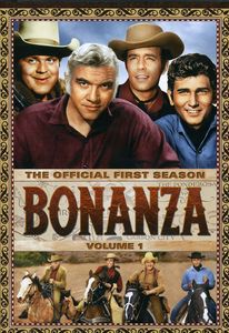 Bonanza: The Official First Season Volume 1