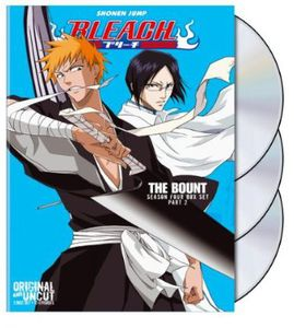 Bleach Uncut: Box Set 4 Part 2