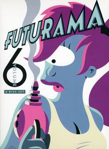 Futurama, Vol. 6 [WS] [2 Discs]