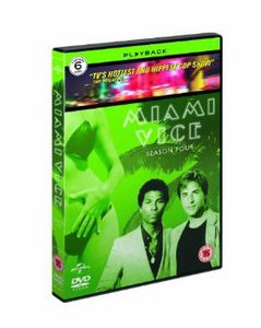 Miami Vice-Complete Series 4