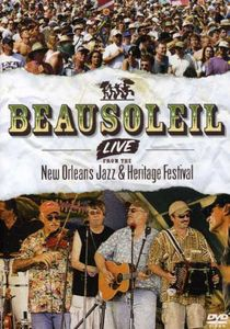 Beausoleil: Live from New Orleans Jazz & Heritage