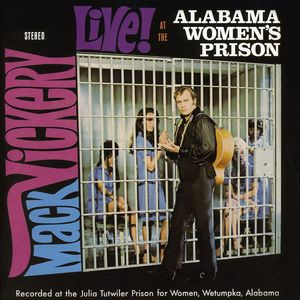 Live at the Alabama Women's Prision Plus