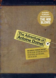 The Adventures of Antoine Doinel (Criterion Collection)