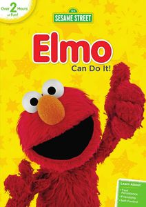 Sesame Street: Elmo Can Do It