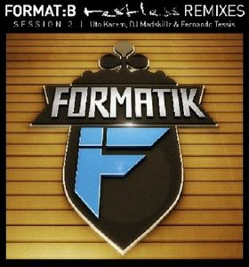 Format: B - Restless: Remixes Session 3