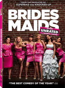 Bridesmaids [WS] [Unrated/ Rated] [Slipsleeve]