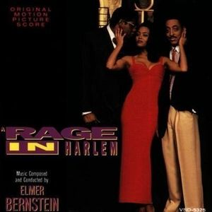 Rage in Harlem (Original Soundtrack) [Import]