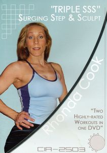Surging Step and Sculpt With Rhonda Cook [Exercise]