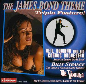 James Bond Theme (Original Soundtrack)