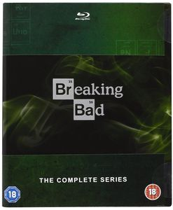 Breaking Bad-Complete Sesons 1-5