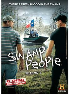 Swamp People: Season 4