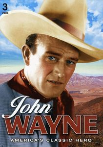 John Wayne: America's Classic Hero [Thinpak/ Slipcase Packaging]
