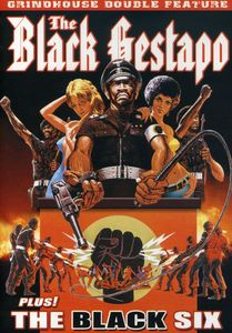 Grindhouse Double Feature: The Black Gestapo/ The Black Six [Color]