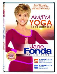 Jane Fonda Am/ Pm Yoga for Beginners