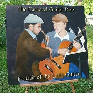 Portrait of the Latin Guitar