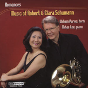 Romances: Music of Robert & Clara Schumann