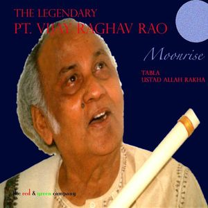 Moonrise : The Legendary PT. Vijay Raghav Rao in C