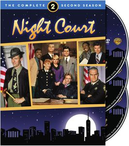Night Court: Complete Second Season