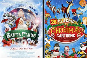 Santa Claus/ Classic Christmas Cartoons