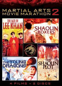 Martial Arts Movie Marathon 2
