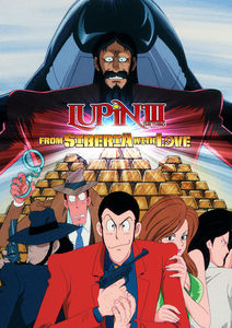 Lupin The 3rd: From Siberia With Love